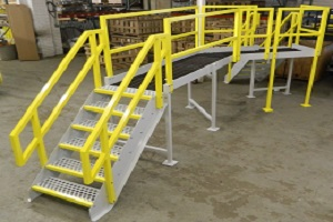 Platform Stairs U0026 Crossover Styles