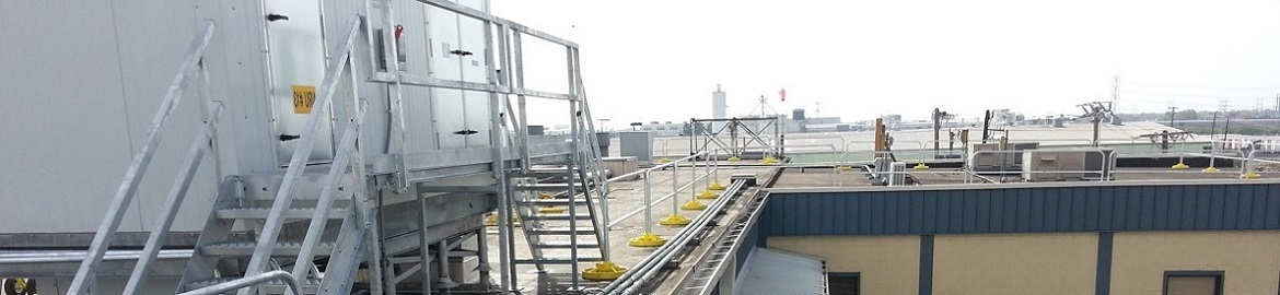 Platform Stairs and Crossover Ladder Systems