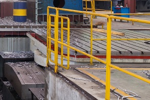 Safety Handrails Systems