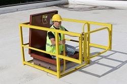 Hatch Guardrail