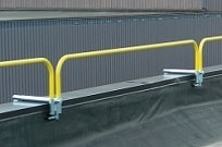 Parapet Clamp Roof Railing