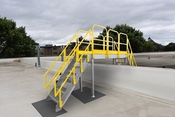 Crossover Ladder and Stairs